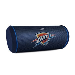 JBL Flip 2 NBA Edition - Thunder | Oklahoma City Thunder Bluetooth Speaker with Microphone & USB Charging