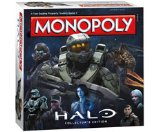 Monopoly: Halo Collector's Edition for Card & Board Games