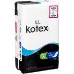 U by Kotex Maxi Pads, Super, 44 Ct | Jet.com