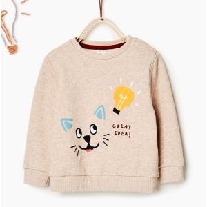 Cat sweatshirt - BABY BOY-SPECIAL PRICES-KIDS | ZARA United States
