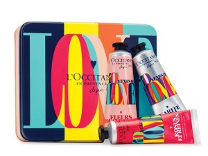 Free Divine Youth Oil Deluxe Trial With 40th Anniversary Hand Cream Trio Order + $5 off $30 and Free shipping @ L'Occitane