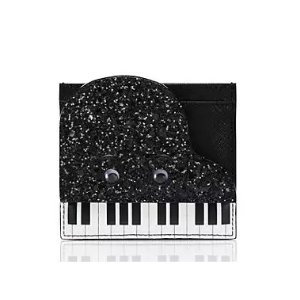 jazz things up piano card holder | Kate Spade New York