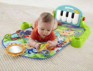 Fisher-Price Kick and Play Piano Gym @ Amazon.com