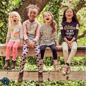 As Low As $6 Last Day! Kids Apparel Doorbuster & Up to 50% Off Happy Fall-ildays Sale @ OshKosh BGosh
