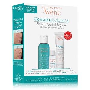 Avene Cleanance Solutions Blemish Control Regimen - Dermstore