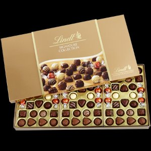 Lindt Signature Collection 84-pc | Lindt Boxed Chocolate