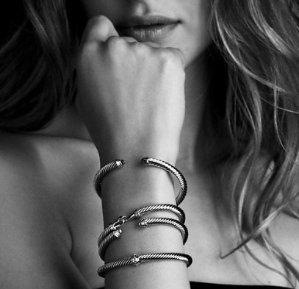 $50 Reward Card for Every $200 You Spend on David Yurman Jewelry @ Bloomingdales