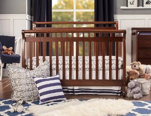 20% OffDaVinci Emily 4-in-1 Convertible Crib @ BabiesRUs