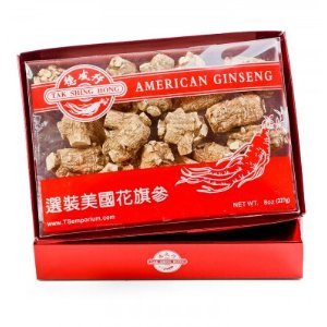 American Ginseng PS 40-AAAA 8oz