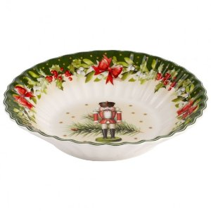 Toy's Fantasy Small Bowl : Nutcracker 6.5 in - Villeroy & Boch