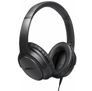 Start! $99.95Bose SoundTrue Around-Ear Headphones II