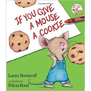 畅销绘本系列:如果你给老鼠一块饼干
