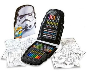 Crayola Storm Trooper Art Case Toy