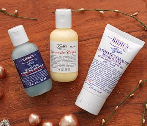 Free 2.5 oz Gift with Purchase Over $65 @ Kiehl's