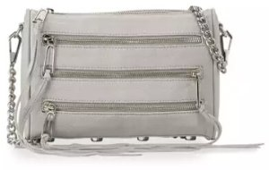 Rebecca Minkoff MINI 5-ZIP CROSSBODY