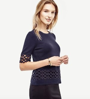 Extra 50% Off Sale Styles @ Ann Taylor