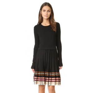 RED Valentino Pleated Dress | SHOPBOP SAVE UP TO 25% Use Code: GOBIG16