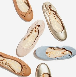 Up to 74% OffSam Edelman & More Ballet Flats @ Hautelook