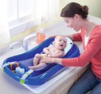 $17.86 The First Years Sure Comfort Deluxe Newborn To Toddler Tub