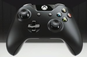 Microsoft XBox One Controller + Cable Black