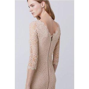 Zarita Lace Dress | by DVF