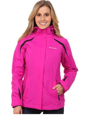 Columbia Blazing Star™ Interchange Jacket