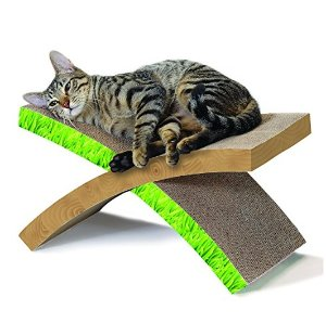 Lowest price! $8.99( Orig $17.99)Petstages 710 Invironment Easy Life Hammock Scratcher Cat Scratcher and Rest