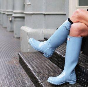 Hunter Adjustable Calf Rain Boot