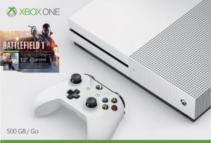 As Low As $299.99 Xbox One S Console Bundle + Fallout 4 (Xbox One) + Bonus XB1 Game