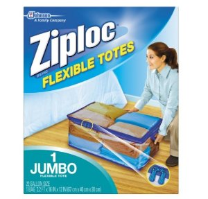 Extra 20% Off Ziploc Flexible Totes