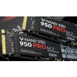 Samsung 950 Pro 256GB M.2 PCIe SSD