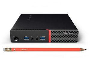 $379.99Lenovo ThinkCentre M700 Tiny Desktop (i5-6400T 4GB 128GB SSD)
