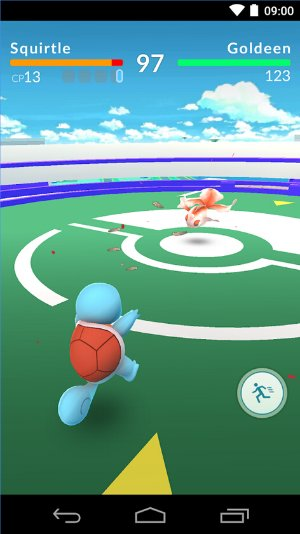 Free! Pokemon GO for Android or iOS