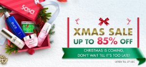 Up To 85% OffXmas Sale @ Sasa.com