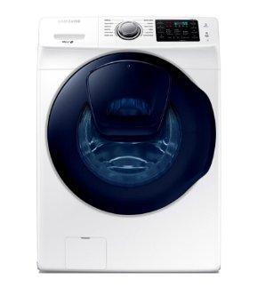 $549 (原价$999)Samsung 4.5 cu. ft. 高效前开门洗衣机(带AddWash小门)