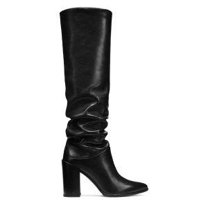 Scrunchy Knee High Boots - Shoes   Shop Stuart Weitzman