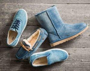 ASCOT WASHED DENIM shoes Sale @ UGG
