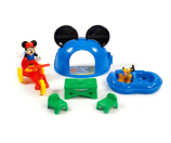Mickey Mouse Clubhouse - Camp Clubhouse | BrandsDisney | Fisher Price