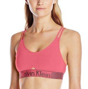 Calvin Klein Women's Iron Strength Bralette