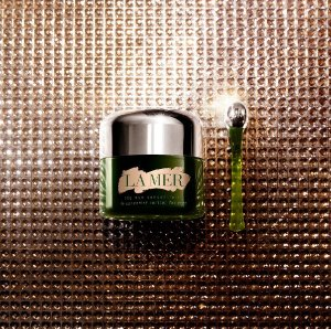 sample offer of The Eye Balm Intense plus 2 samples of your choiceWith any purchase  @ La Mer