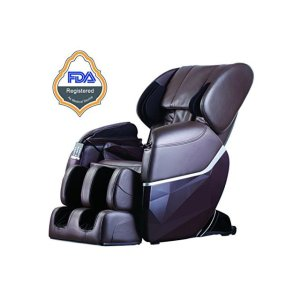 BestMassage EC77 Electric Full Body Shiatsu Massage Chair Recliner Zero Gravity w/Heat - Brown – NeweggFlash.com