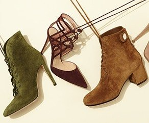 Earn Up to a $900 Gift Card with Gianvito Rossi Purchase @ Saks Fifth Avenue