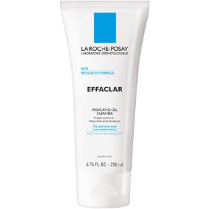 Effaclar Medicated Gel Cleanser | Glycolic Acid Acne Cleanser