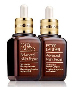 Free 41-pc gift ESTEE LAUDER Advanced Night Repair Synchronized Recovery Complex II Duo @ Lord & Taylor