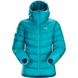Arc'teryx Cerium SV Hooded Down Jacket - Women's - Up to 70% Off   Steep and Cheap