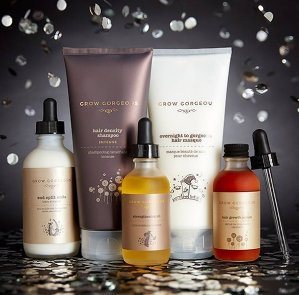 Buy 3 Get 1 Free + Extra 10% OffWith Grow Gorgeous Purchases @ HQhair.com (US & CA)