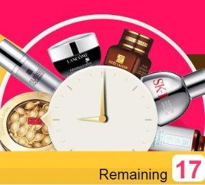 Up to 60% Off Deals of Day @ Sasa.com