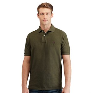 Classic Fit Mesh Polo Shirt - Classic Fit � Polo Shirts - RalphLauren.com