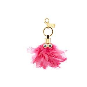 Rue La La — Sophie Hulme Dolly Feather Keyring Charm