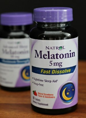 $4.84Natrol Melatonin Fast Dissolve Tablets, Citrus Punch, 10mg, 60 count
